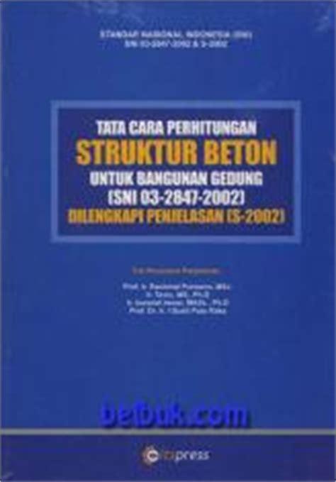 Analisis Dan Perancangan Fondasi 1 Edisi 3 Hary Christady tata cara perhitungan struktur beton untuk bangunan gedung
