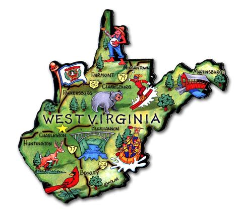 west virginia flag state map modern style by allchalkboard west virginia state magnet artwood classicmagnets com