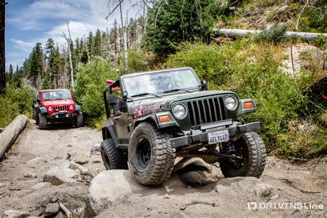 Creek Jeep Big S Holcomb Creek Trail Drivingline