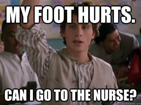 Foot Meme - sore foot memes image memes at relatably com