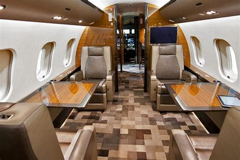 Floor Plan Express by Private Jet Charter Hire Bombardier Global 6000