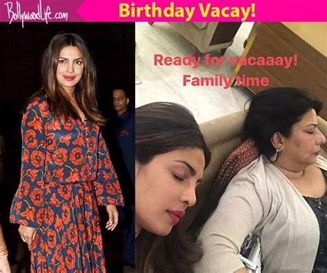 priyanka chopra birthday news priyanka chopra kicks off her birthday vacation in style