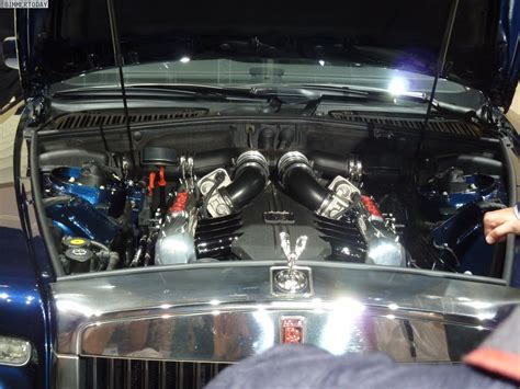 rolls royce phantom engine v16 bimmertoday gallery