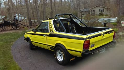 subaru brat 1982 subaru brat for sale