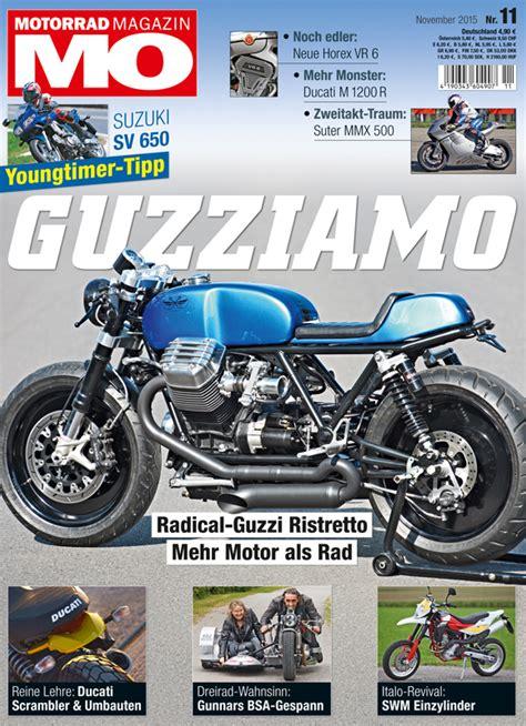 Mo Motorrad Magazin De by Motorrad Magazin Mo 11 2015 Motorrad Magazin Mo