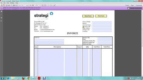 cara membuat invoice gst contoh penggunaan invoice youtube