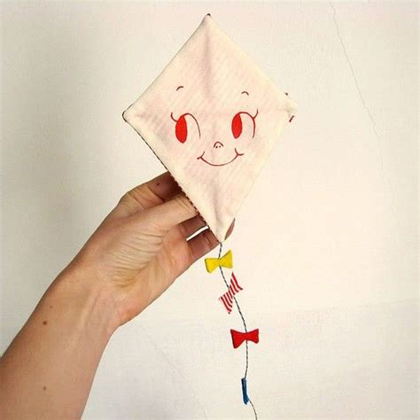 Handmade Kite - s greeting card one of a handmade kite kites