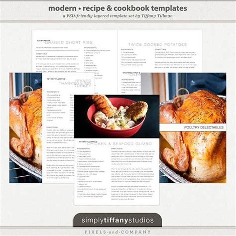 17 best ideas about cookbook template on pinterest