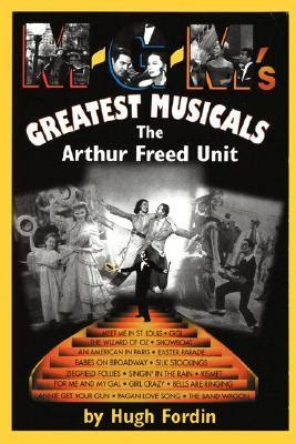 ms greatest musicals  arthur freed unit  hugh