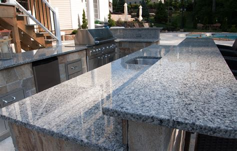 Outside Kitchen Design Ideas granite outdoor kitchen first class marble amp granite