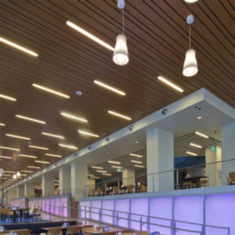 Metal Ceiling System by Metal Ceilings Woodwright Multi Box Series Ceiling