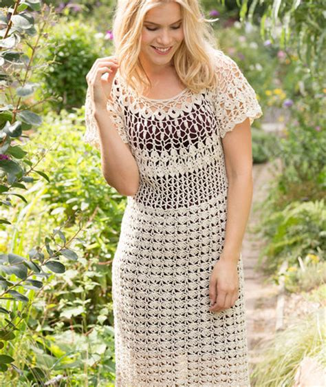 crochet dress pattern just go with it natural beauty crochet dress crochet kingdom