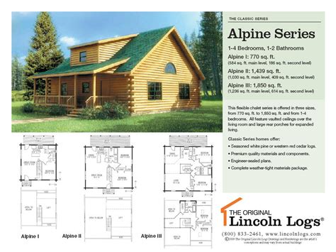 lincoln log homes floor plans lincoln log homes floor plans 28 images lincoln plans
