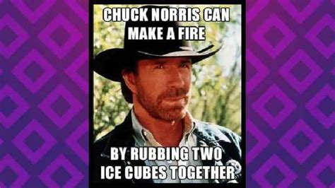 Best Chuck Norris Meme - best chuck norris memes one news page video