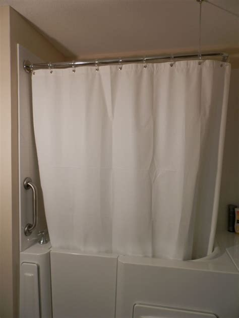shower curtains for bathtubs 17 best images about walk in tub gallery of installed tubs