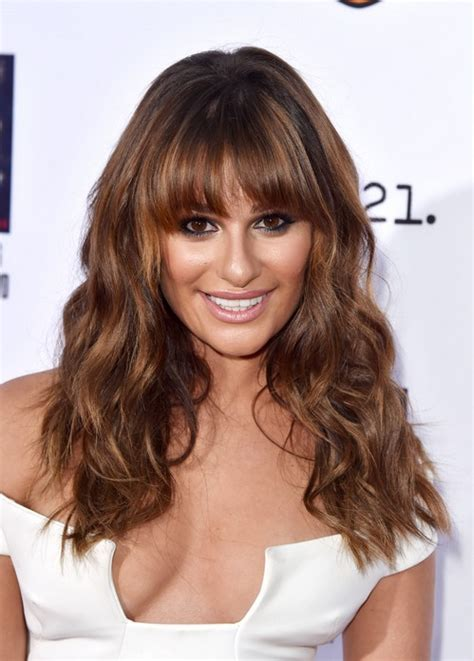 hairstyles with bangs for long thick hair 40 best hairstyles for thick hair hairstyles weekly