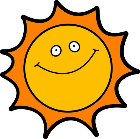 17 Best Images About funny sun clipart best