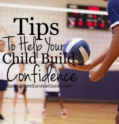 the confident athlete 4 easy steps to build and maintain confidence books 1000 images about for parents tips advice about youth