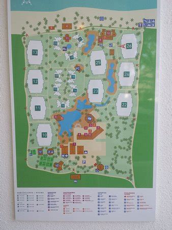 layout it opiniones foto de occidental punta cana b 225 varo property layout map
