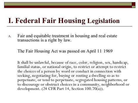 section 9 housing act fair housing and internet advertising