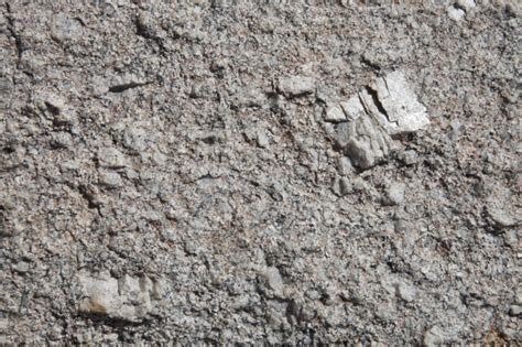 Granite Surface A Coarse Granite Surface With Large Inclusions Clippix