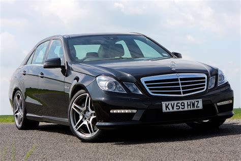 Used Mercedes Prices by Mercedes E Class Amg From 2009 Used Prices Parkers