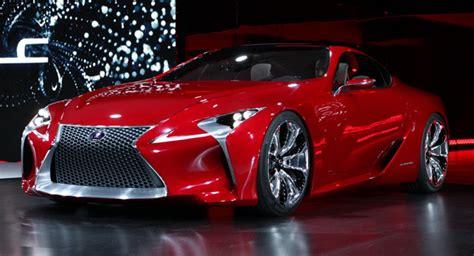 2020 Lexus Lf Lc 2 by Lexus Lf Lc Sports Coupe Concept Bows At The Detroit Auto