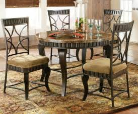marble top dining room sets steve silver hamlyn 5 piece marble top 44 inch round