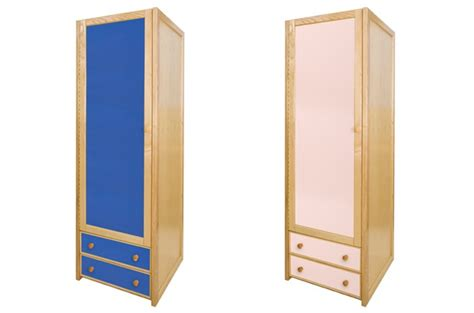 Childrens Wardrobes Uk - single combi wardrobe cbc