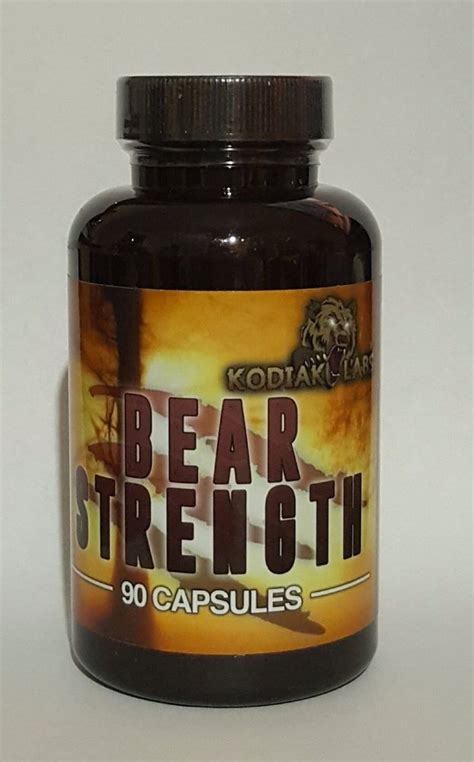 Iron Labs Mass 90 Capsules strength by kodiak labs gains and size