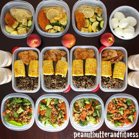 188 best images about meal prep on pinterest cilantro rice simple meals and clean eating