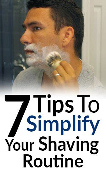 7 Tips On Grooming Your by 7 Tips To Simplify Your Routine When Did