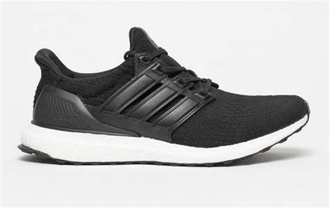 Adidas Ultra Boost Gel Black Premium this premium adidas ultra boost 3 0 is dropping soon