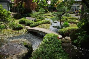 Backyard Japanese Garden by Japanese Garden And Kura Storage In Hirakawa City Aomori