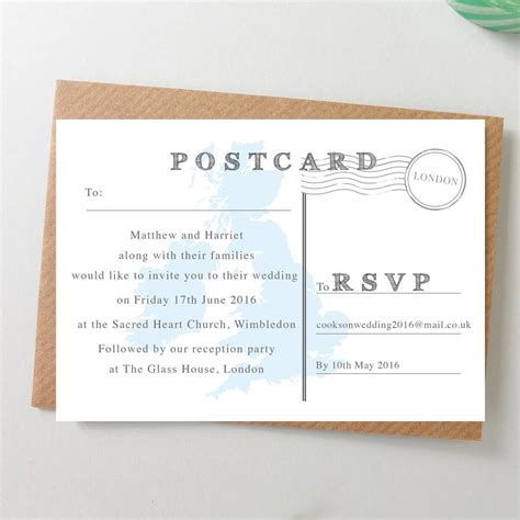Coloured Card For Wedding Invitations by Location Map Wedding Invitation Coloured Ground By Paper