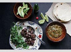 Beef tongue tacos (tacos de lengua) | Beef recipe | SBS Food Lengua