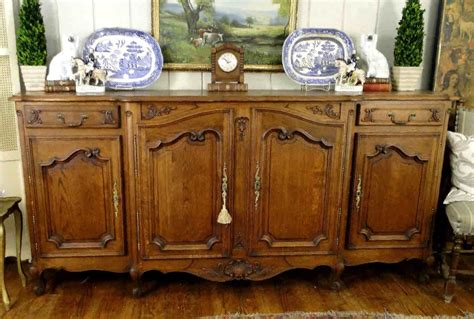 country french antique oak louis xv style dining table at antique french louis xv country sideboard server buffet