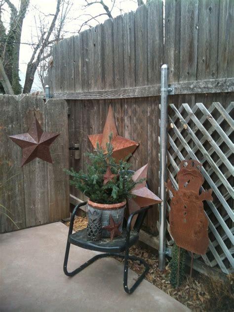Rustic Yard Decor by Rustic Yard Outdoor Decor