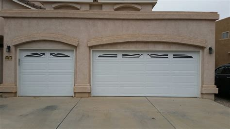 A Double And A Single Overhead Door Company Of Santa Fe Overhead Doors Garage Doors