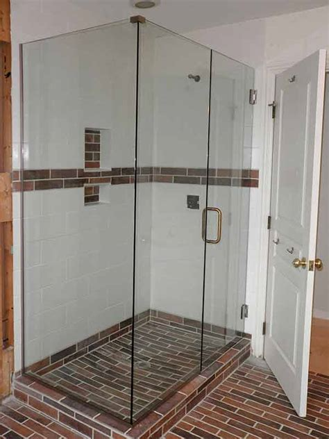 Shower Doors Columbus Ohio Glass Shower Gallery Precision Glass Shower
