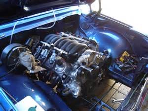 can you put a new engine in an car ok here it is how to put a chev ls series engine into a
