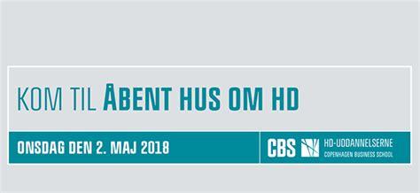 Cbs Mba Cus Visit by Cbs In May Cbs Copenhagen Business School