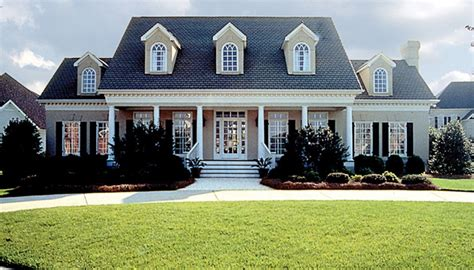 Colonial Home Architecture by Architectural Styles