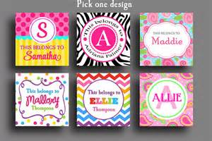 personalized labels printable or printed with free shipping any wording calling cards gift