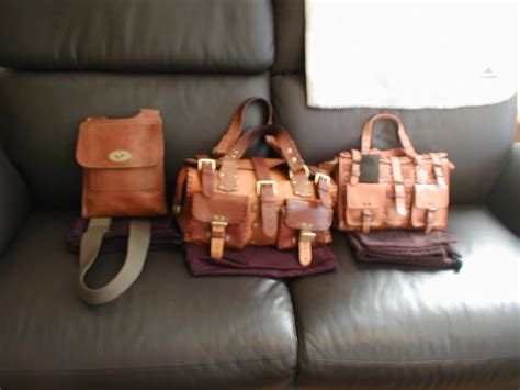 Limited Edition Gap Mulberry Roxanne Bag by Roxanne And Rosemary What S The Difference Purseforum