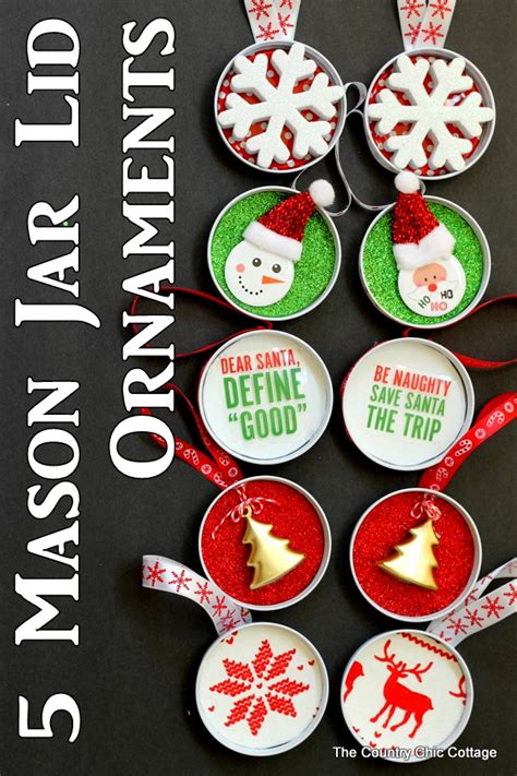 Decorated Mason Jar Ideas by 14 Mason Jar Christmas Gift Ideas Mom 4 Real