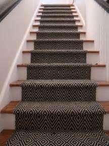 Ikea Rugs And Carpets Dash And Albert Diamond Stair Runner Stairs Pinterest