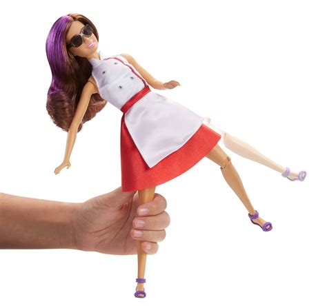 new barbie dolls on amazon made to move barbie