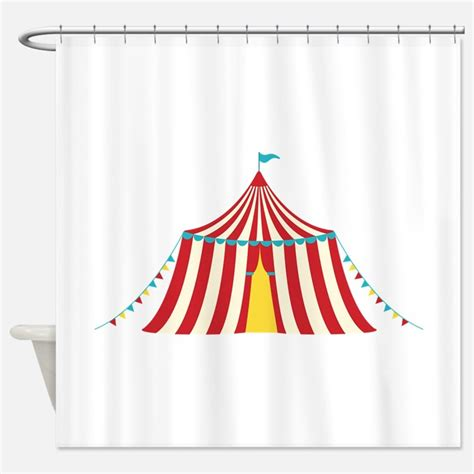 circus curtains circus tent shower curtains circus tent fabric shower