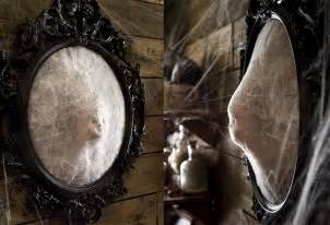 helloween dekoration dekoration selber machen gruseliges geisterbild